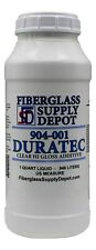 904-001 Duratec Clear Hi-Gloss Additive for Gelcoat  (Quart)