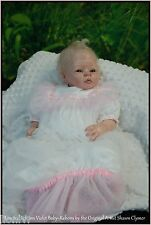 Violet BABY LE 200 WW BLANK Parts Reborn KIT by Clymer Creations GR8 Price WOW~