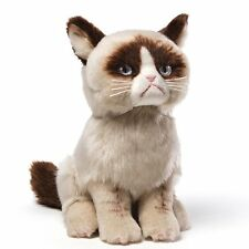 Gund Grumpy Cat Plush Stuffed Animal Toy , New, Free Shipping