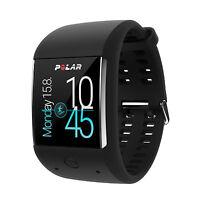 Polar M600 Smartwatch schwarz black - GPS - Android Wear - deutscher Fachhändler