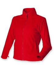 Manteaux et vestes rouges polaires polaire pour femme