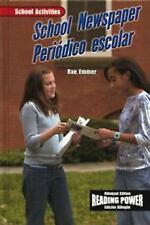 School Newspaper/Periodico Escolar (School Activities) (Spanish Editio-ExLibrary