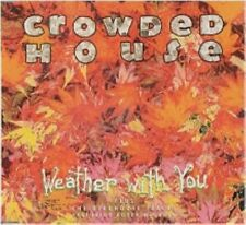Crowded House Weather with You [Single] Uk Pt 1 (CD, 1991, Capitol/EMI Records)