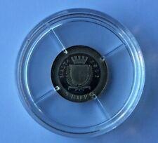 5 EUROS OR MALTE 2013 - PICCIOLO PROOF