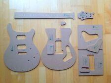 PRS Custom 24 templates for Guitar Building F.E. Repair F. luthier tonholz