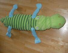 IKEA   -  grünes Krokodil  - 90 cm - Top Zustand !!