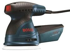 "NEW BOSCH ROS10 ELECTRIC 5"" RANDOM ORBIT SANDER 2.5 AMP KIT NEW IN BOX 5815618"