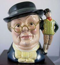 """Royal Doulton Character Jug - """"Mr. Pickwick"""" D7025"""