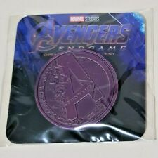 Avengers Endgame (2019) Opening Night Fan Event Promo Coin (Purple)