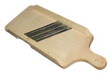 Shredder cutter grater slicer for vegetable fruits cabbage wood wooden 42cm /S01