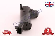 Toyota Yaris Avensis Single Outlet Windscreen Washer Pump NEW