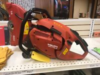 """HIlti 2121540 Hand-held saw DSH 700 X 14"""" cutting sawing grinding Concrete"""