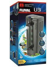 Fluval U3 Internal Filter Aquarium Fish Tank 90L - 150L 600L/h Fast Delivery