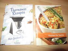 Thermomix TM 31 TM 5 Kochen für sechs / 6 Personen NEU große Familie Feier