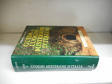 GUIDA AI LUOGHI MISTERIOSI D'ITALIA-UMBERTO CORDIER-PIEMME-III ED 1997---------1
