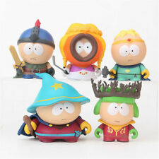 South Park Stan Kyle Cartoon Movie Action Figure 5 Pcs Cute Kids Toy Doll Gift