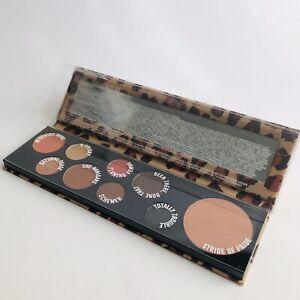 MAC Eye Shadow X 8 + highlighting powder Palette MISCHIEF MINX New In Packaging
