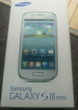 Samsung  Galaxy S III mini GT-I8190 - 8GB - Pebble Blue (Ohne Simlock)...