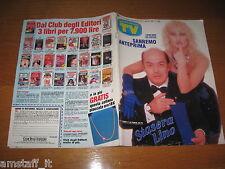 TV SORRISI E CANZONI=1989/3=HEATHER PARISI=LINO BANFI=ELTON JOHN=FABIO TESTI=