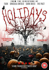 Holidays DVD (2016) Harley Quinn Smith, Burns (DIR) cert 18 ***NEW***