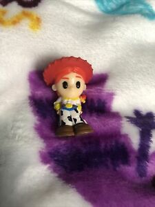 Disney Ooshies XL Pixar Toy Story 4 Jessie Rare Figure Toy Small