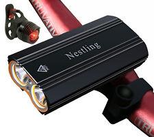 USB Rechargeable Front Road Bike Lights MTB Cycyling Bicycle Headlight Headlamp
