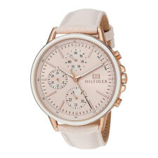 Tommy Hilfiger Beige Ladies Analog casual Carly 1781789
