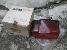 Yamaha YB50 V80 V90 Y50 Y80 Tail Light Lamp 4G2-84510-00 // NOS