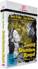 Zwölf Stunden Angst - Ihr Verbrechen war Liebe - Gert Fröbe - Filmjuwelen DVD