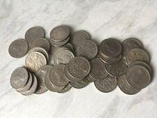 Queen Elizabeth II Silver sixpence Coins - Job Lott 1954 - 1959 x39 Uk Free Post