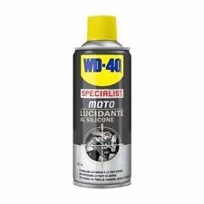WD-40 Specialist Moto Lucidante al Silicone Spray Moto - 400 ml