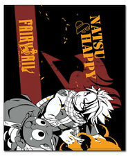*NEW* Fairy Tail: Natsu & Happy Throw Blanket by GE Animation