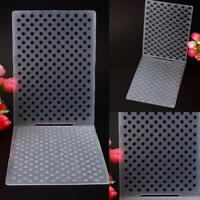 Lovely Plastic Embossing Folders for DIY Card Making Decoration Supplies X-mas R