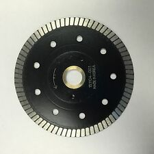 6-Inch Porcelain Hard Tile Diamond Blade with Reinforced Core - Brand New