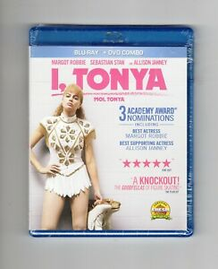 """I, Tonya  - (Blu-ray / DVD 2018)  """"New / Unopened"""""""