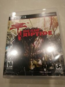 Dead Island: Riptide (Sony PlayStation 3, PS3)  pre-owned