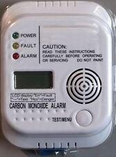 Monossido di Carbonio Sensore Allarme Batteria facile installazione rilevatore di gas di sicurezza