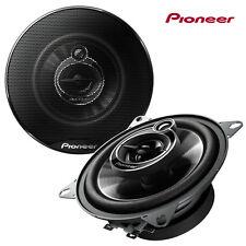 """PIONEER TS-G1033i - 4"""" Inch 100mm 10cm 3-Way Coaxial Car Door Speakers, 210 Watt"""
