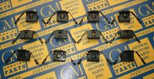 1966-1967 GM A Body Convertible Pinchweld Belt Molding Clips. Full set of 16