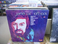 James Last Soft Rock LP VG+ Polydor Records Stereo White Label Promo