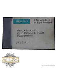 6FC5 250-3AX30-1AH0 Siemens Sinumerik Card NCU 573 6FC5250-3AX30-1AH0