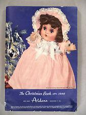 Aldens CATALOG - Christmas, 1946 ~~ toys, toy ~~ Alden, like Sears