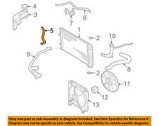 GM OEM Radiator-Overflow Hose 22622876