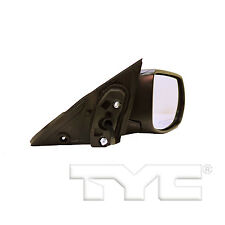 TYC Right Side Mirror for Honda HRV LX, Power, None Heated, w/o Signal 2016-2017