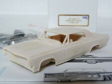 Me-Mod 18 1/43 1963 Oldsmobile Starfire Coupe Resin Handmade Model Car Kit