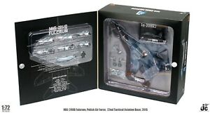 JC-Wings 1:72 MiG-29UB Fulcrum Polish Air Force,22nd Tactical Aviation Base