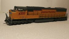 up 4357 sd70m athearn genesis ho scale