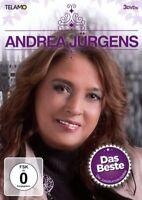 ANDREA JÜRGENS - DAS BESTE: DIE JUBILÄUMSAUSGABE 3 DVD NEUF