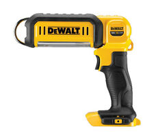 DEWALT Dcl050 Cordless 18v LED Worklight 9 Point Pivot Torch Body Only