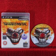 Twisted Metal-PlayStation 3 PS3 ~ 18+ RACING/Gioco di azione